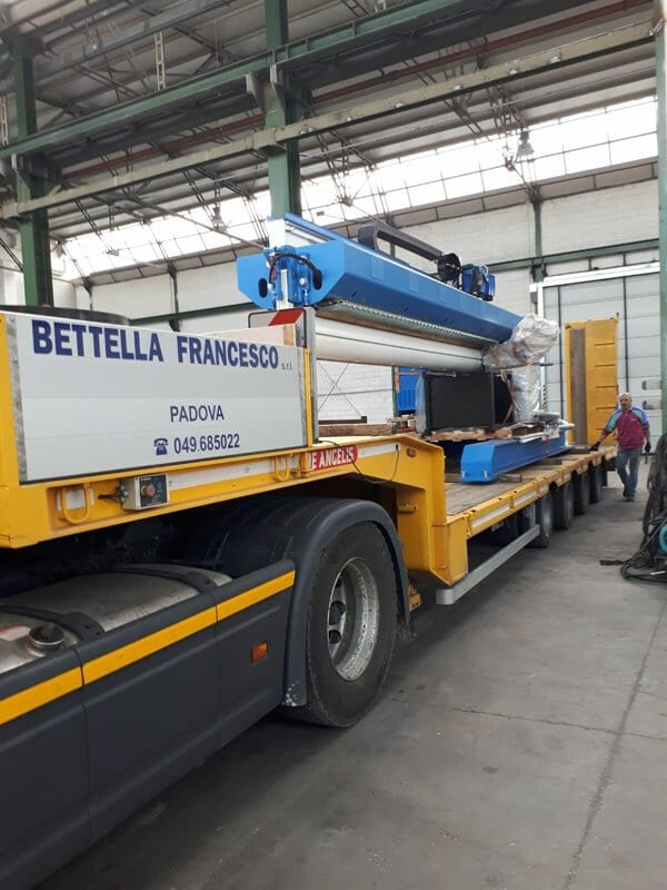 trasporto merci padova
