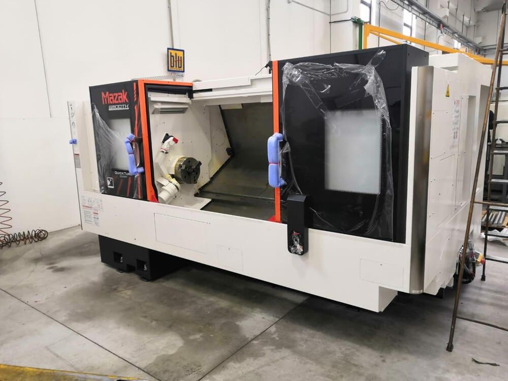 installazione macchinari industriali